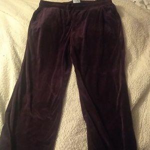 Ultra soft 00s style sweatpants (petite)